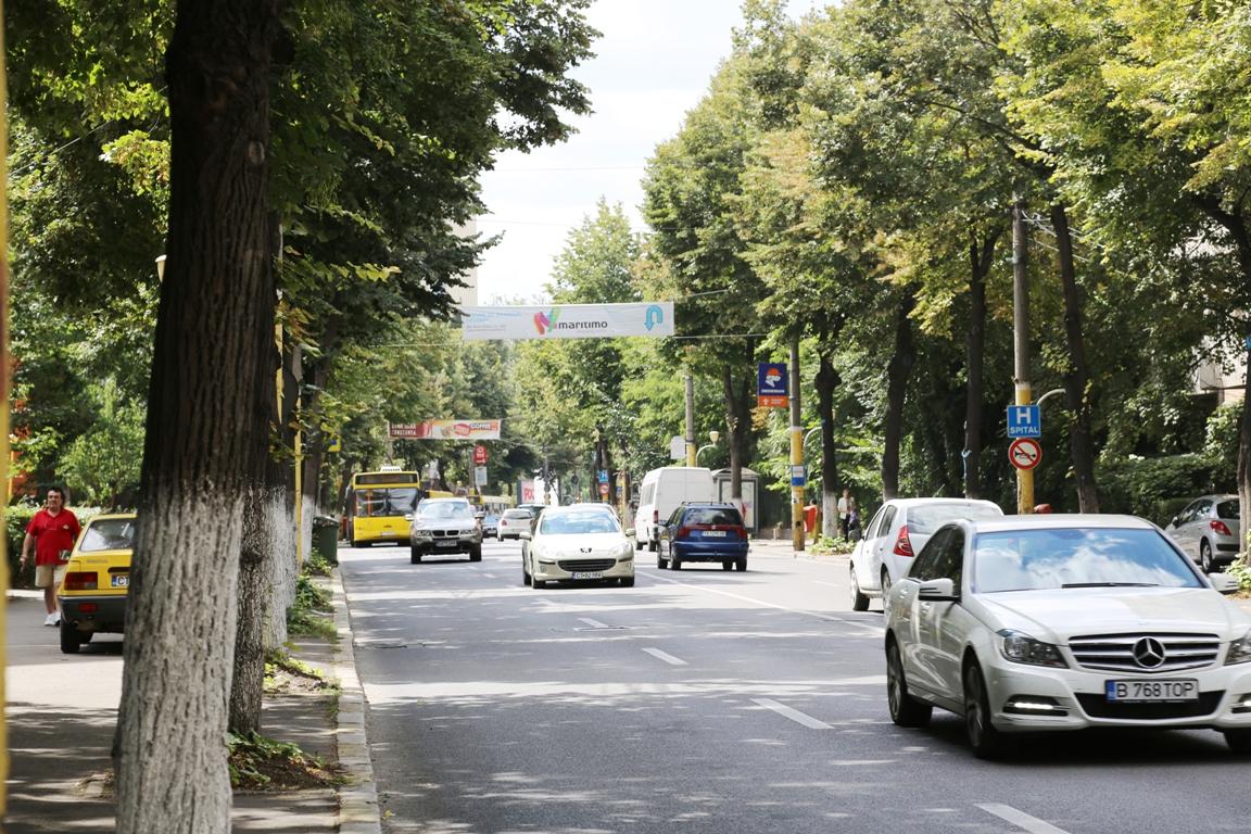 Vecinatati strada magazin Constanta