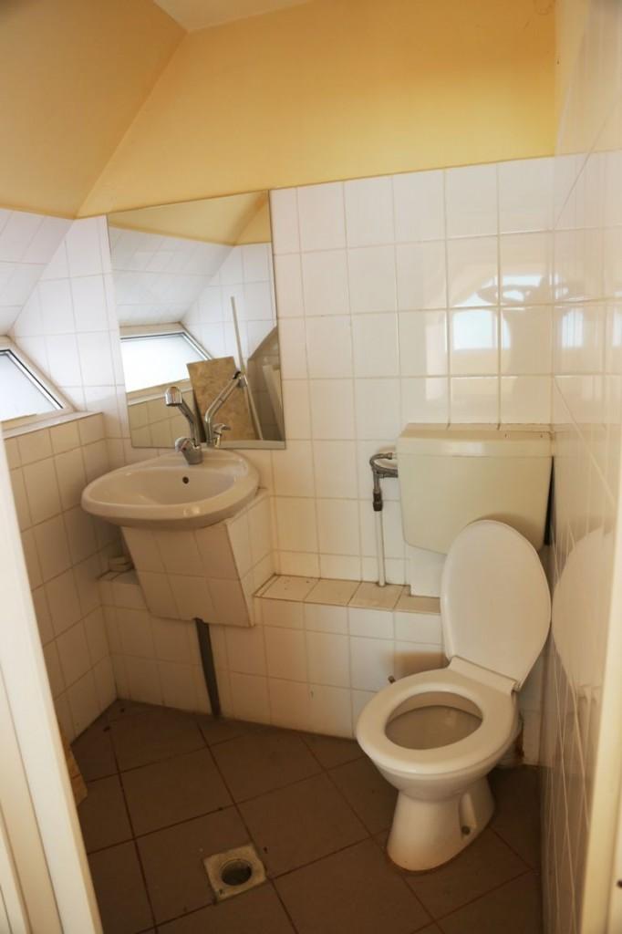 Grup sanitar etaj